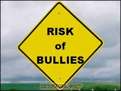 risks of bullying